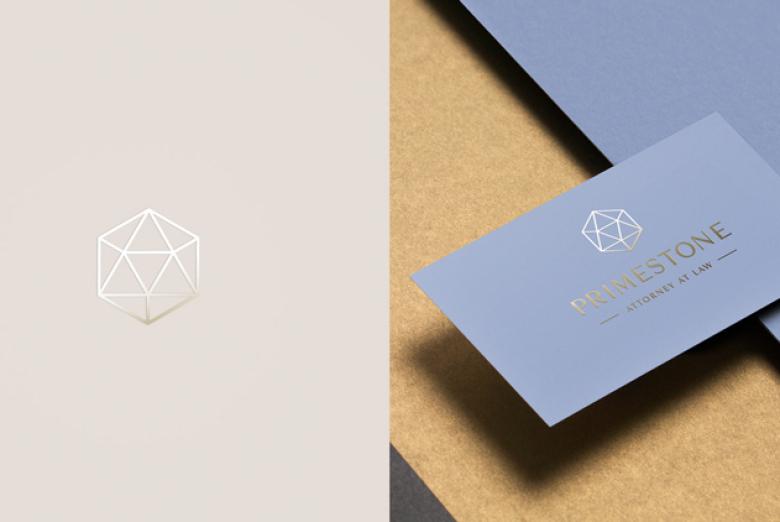 Разработка названия, создание логотипа и фирменного стиля компании PRIME STONE