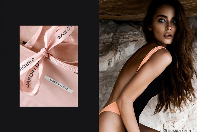 Создание нового бренда женского нижнего белья Jardin d'Eve