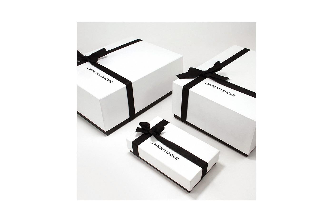 Дизайн упаковки Jardin d'Eve