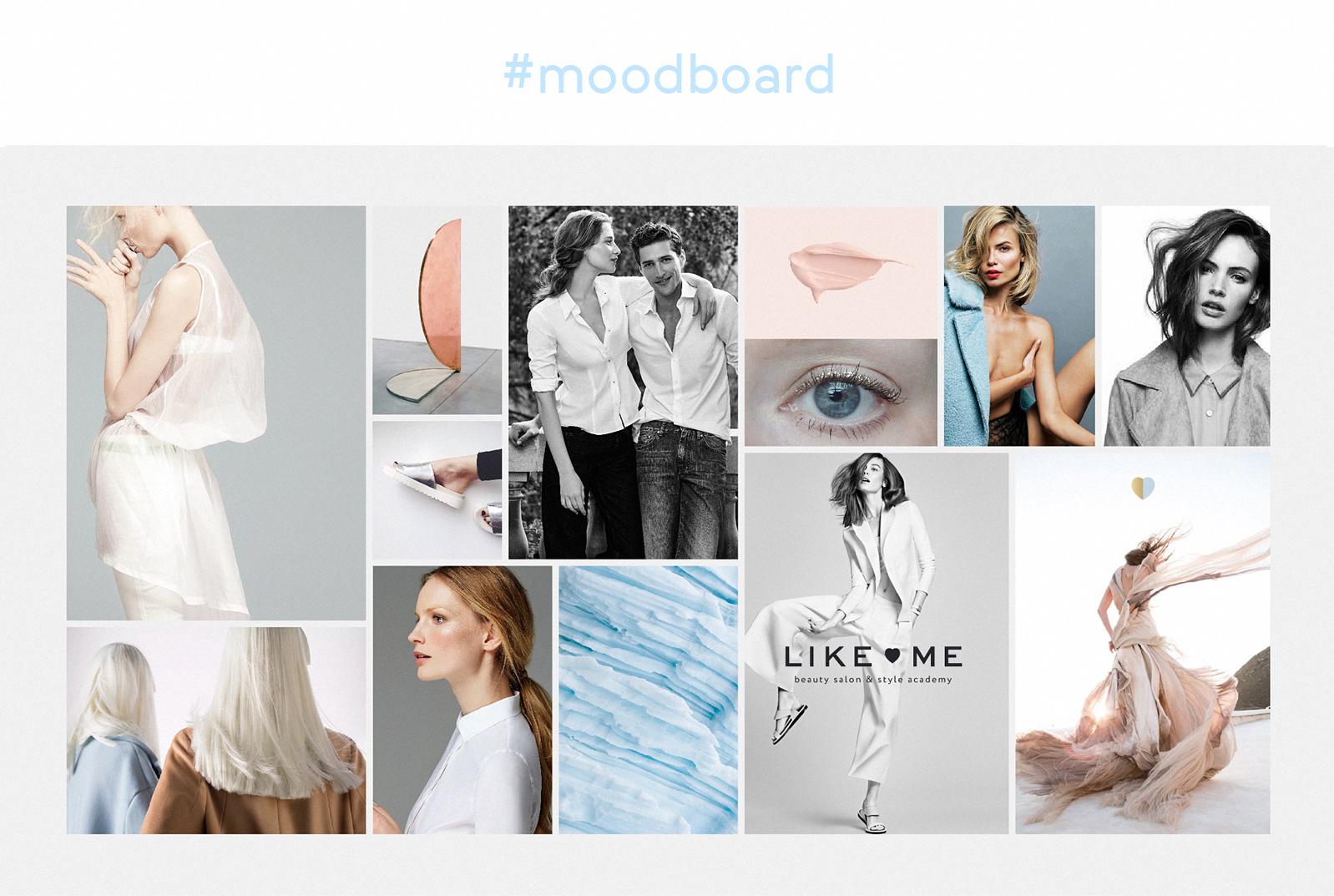 В рамках проекта разработан единый фотостиль бренда, придерживаясь которого, бренд Like Me будет сохранять свой стиль и единство восприятия на всех носителях в течение долгих лет.