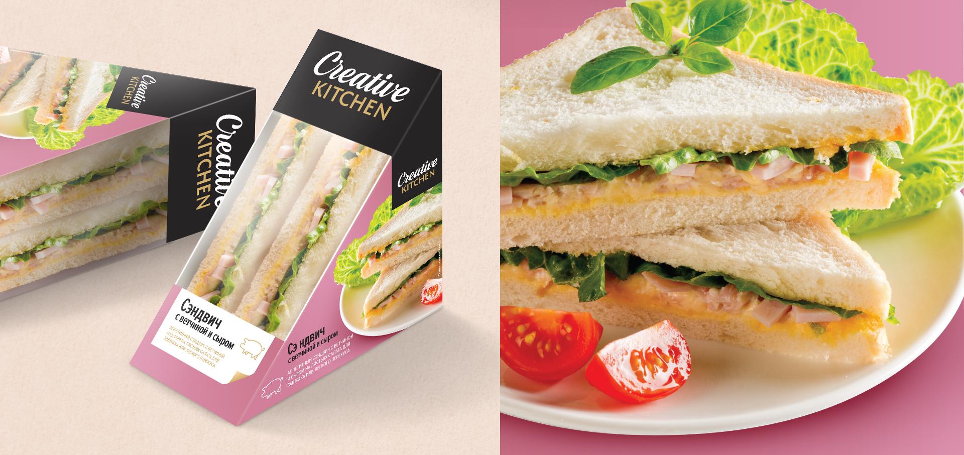 В рамках проекта брендинга разработаны дизайны упаковки для каждого формата