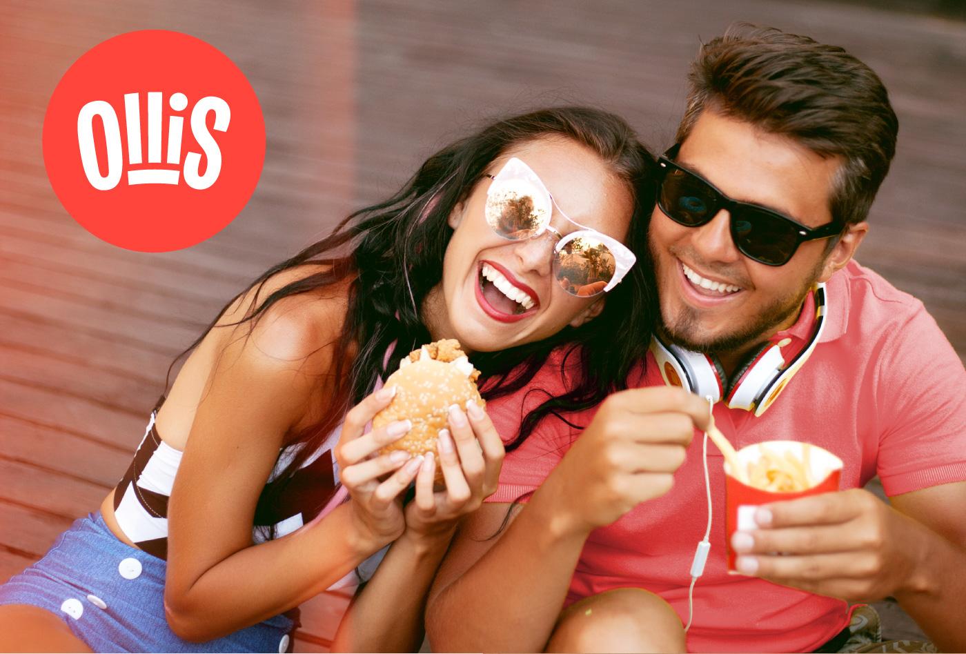 Ollis — всегда масса положительных эмоций и возможность провести больше времени с друзьями и близкими