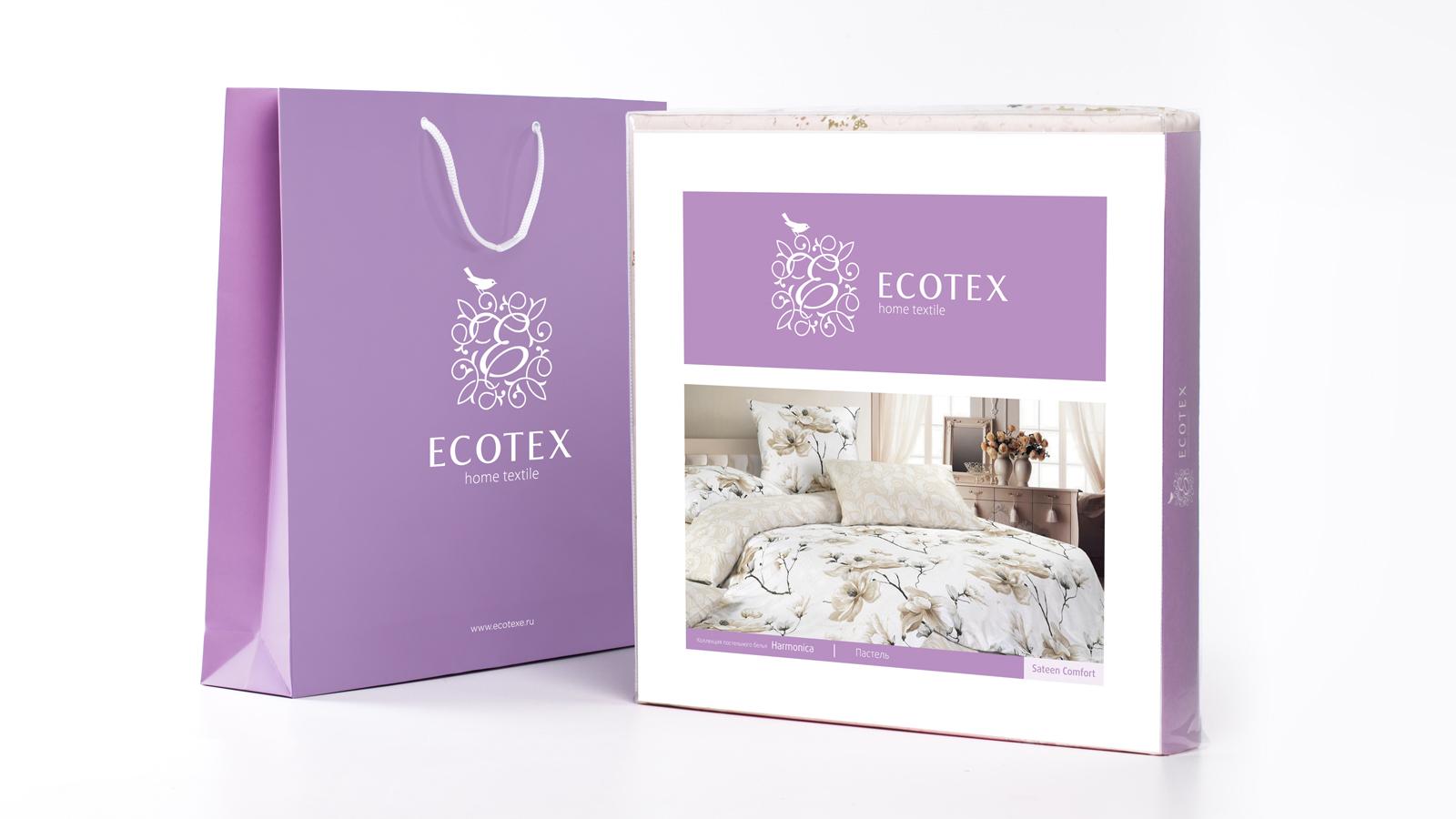 Обновленный фирменный стиль Ecotex формирует имидж современного европейского бренда