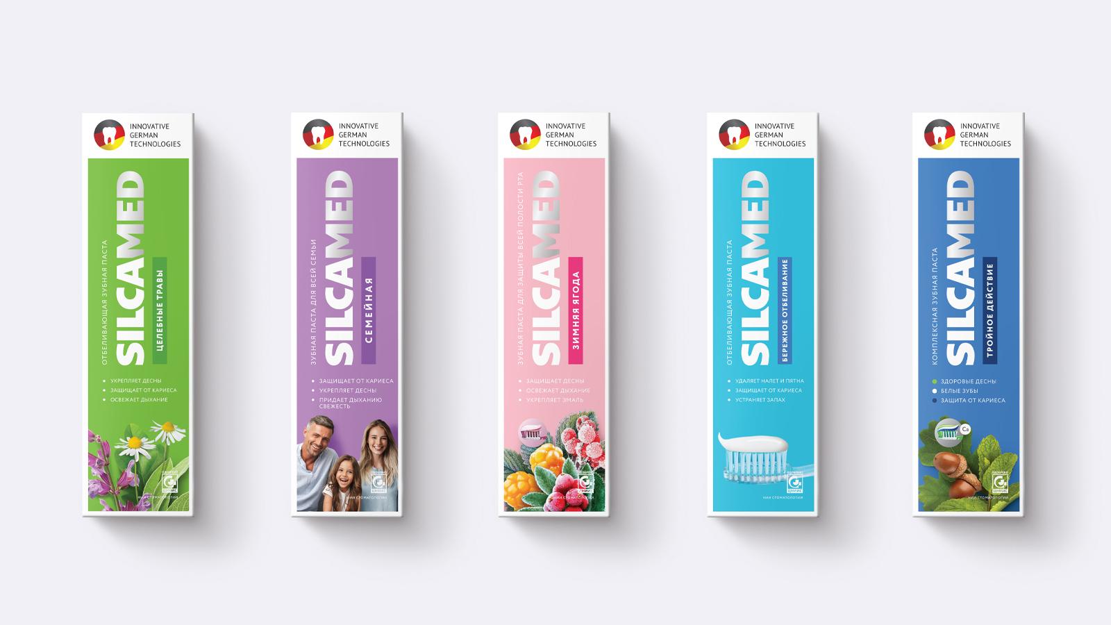 Новая стратегия визуальной идентификации бренда и серия новых дизайнов упаковки позволяют эффективно дифференцировать продуктовые линейки