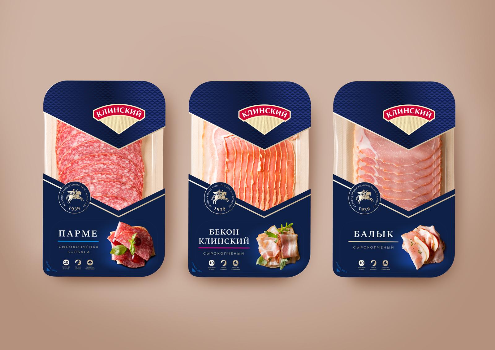 Важными элементами дизайна упаковки являются логотип бренда, окно, фирменный геральдический символ и фудстайлинг