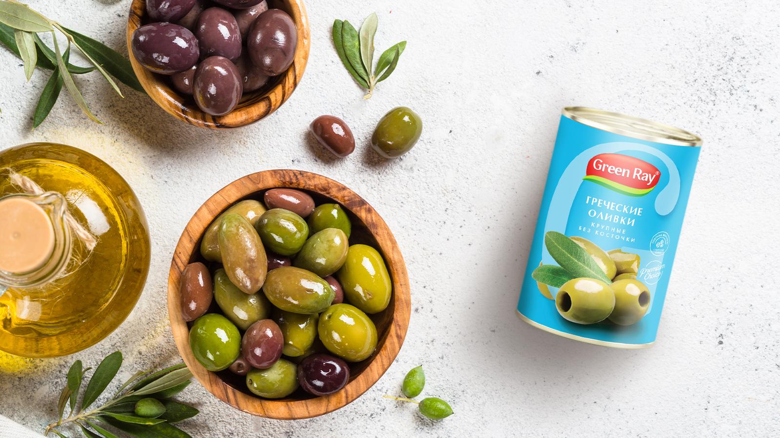 Бренд консервированных овощей Green Ray представлен во всех ключевых ценовых сегментах и всех крупнейших розничных сетях