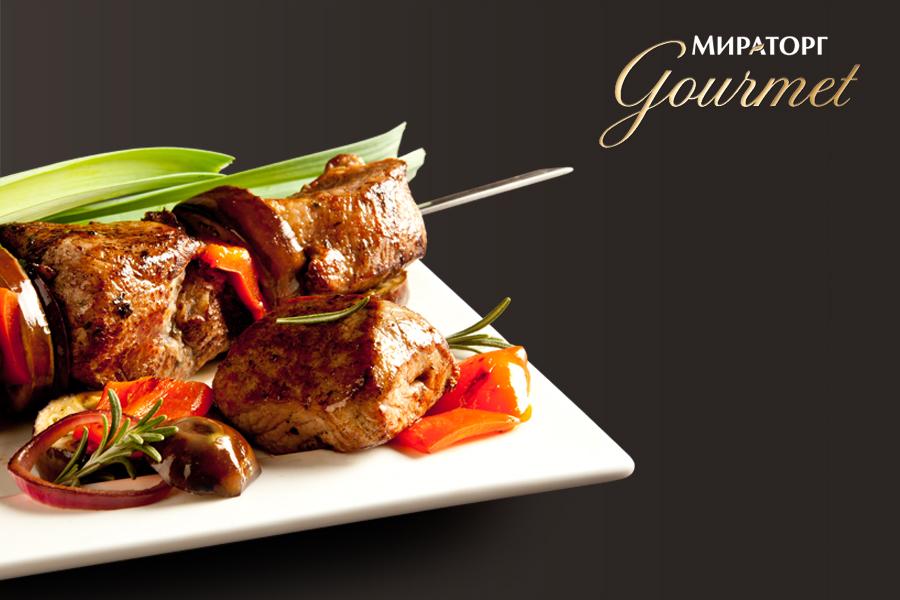 Создание бренда Мираторг Gourmet