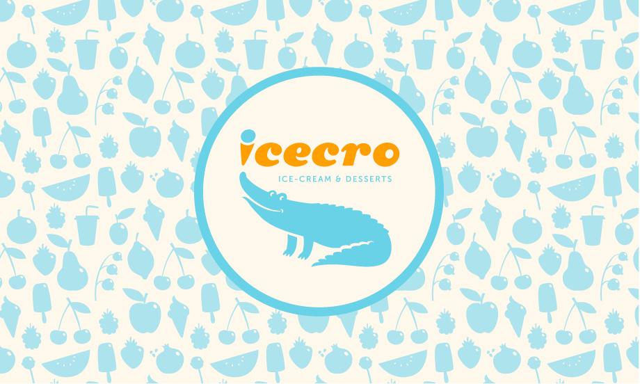 Создание бренда ICECRO