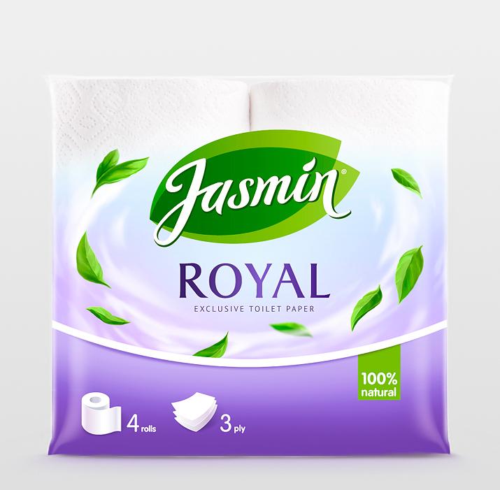 Рестайлинг бренда Jasmin
