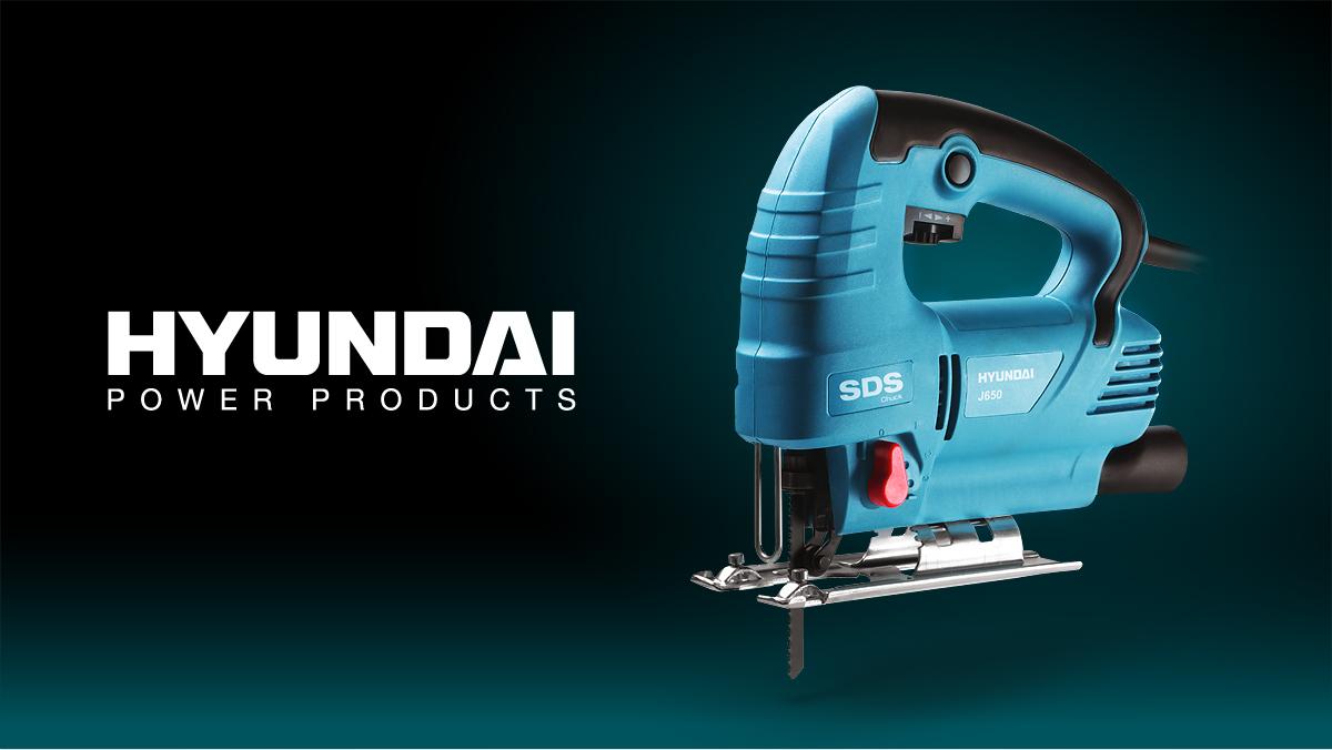 Рестайлинг бренда электроприборов HYUNDAI